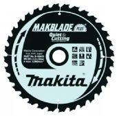 Makita 255x30mm TCT MakBlade+ Mitre Saw Blade - 60 Teeth (B-08682)